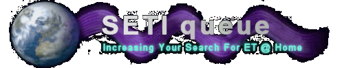 SETI Queue - Increasing Your Search For ET @ Home